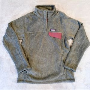 Patagonia Women's Re-Tool Snap-T Fleece Pullover S